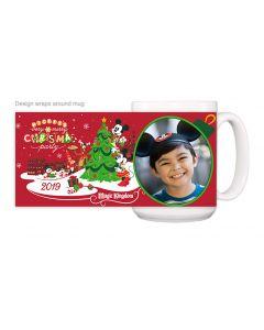 2019 Mickey's Very Merry Christmas Party Mug