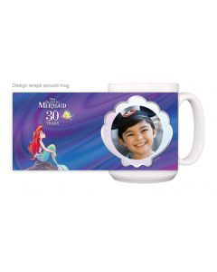 The Little Mermaid 30th Anniversary Mug