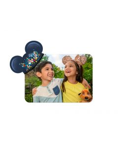 2019 Mickey Mouse Ears Magnet