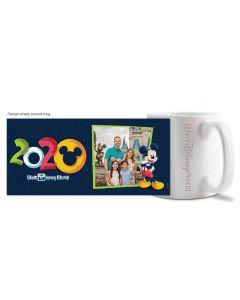 2020 Walt Disney World Engraved 20oz Mug