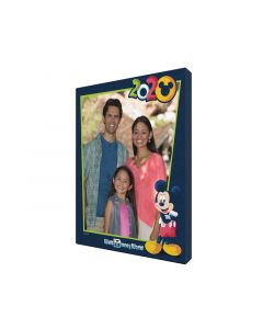 2020 Walt Disney World Photo Canvas
