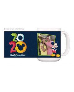 2020 Walt Disney World Mug