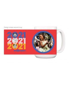 2021 Walt Disney World Mug