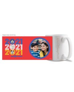 2021 Walt Disney World Engraved 20oz Mug
