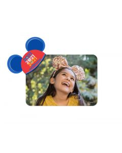 2021 Walt Disney World Mickey Ears Magnet