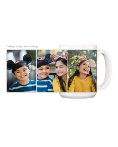 3 Photo Collage Mug