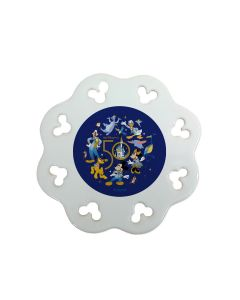 50th Anniversary Character Blue Ornament