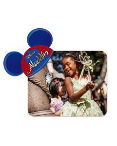 Aladdin Live Action Mickey Ears Coaster