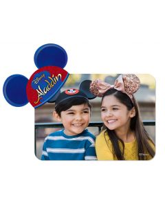 Aladdin Live Action Mickey Ears Magnet