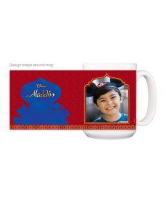 Aladdin Live Action Mug