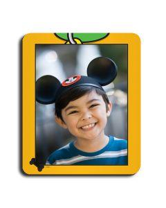 Pluto Mouse Pad (Portrait)