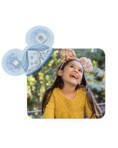 Disney Cinderella Mickey Ears Coaster
