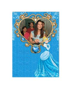Disney Cinderella Heart Card
