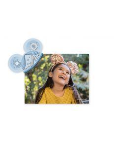 Disney Cinderella Mickey Ears Magnet