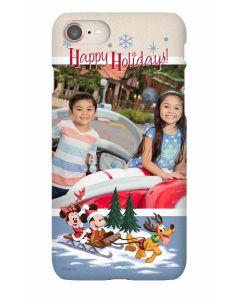 Happy Holidays Retro Phone Case