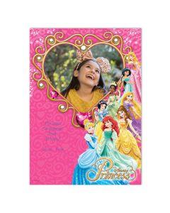 Disney Princess Heart Card