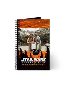 Star Wars Galaxy's Edge Journal