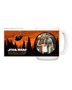 Star Wars Galaxy's Edge Mug
