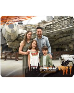 Star Wars Galaxy's Edge Premium Photo Blanket