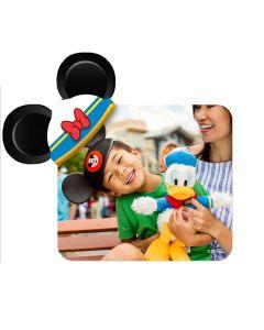 Donald Duck Mickey Ears Coaster