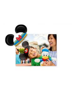 Donald Duck Mickey Ears Magnet