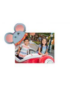 Dumbo Mickey Ears Magnet