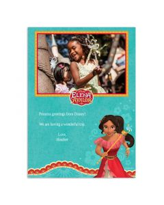 Disney Elena Card