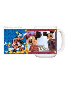 Disney Fab 5 Mug