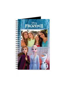 Disney Frozen 2 Journal