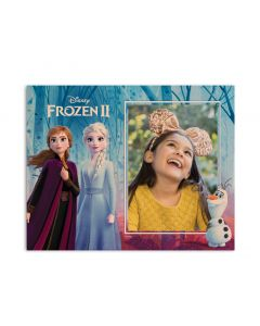 Disney Frozen 2 Wood Block Print