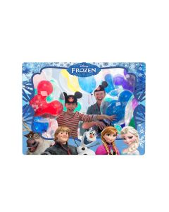 Disney Frozen Metal Print