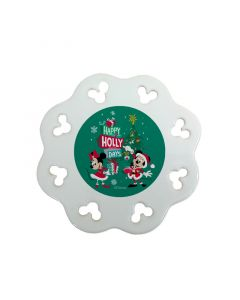 Mickey & Minnie Happy Hollydays Ornament