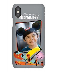 Incredibles 2 Gray Phone Case