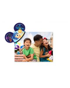 Inside Out Mickey Ears Magnet