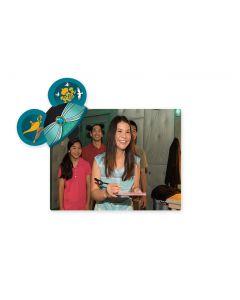 Disney Jasmine Mickey Ears Magnet