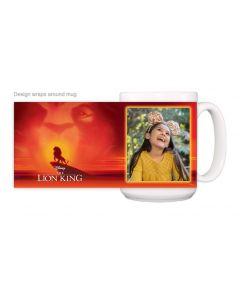Lion King Live Action Mug