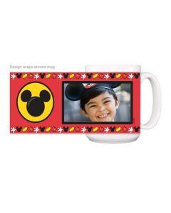 Mickey Mouse Icons Mug