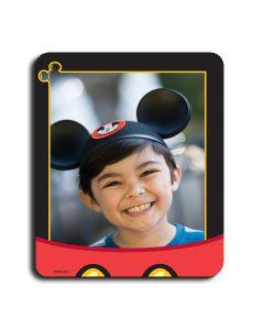 Mickey Mouse Pants Mouse Pad (Portrait)