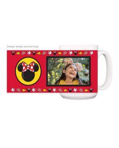 Minnie Mouse Icons Mug