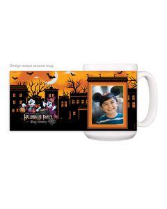 Mickeys Not So Scary Halloween Party Mug