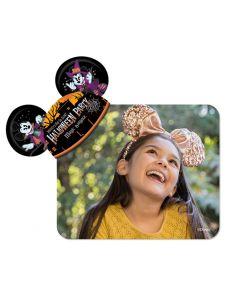 Mickeys Not So Scary Halloween Party Coaster