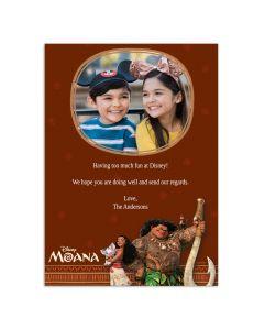 Disney Moana Card