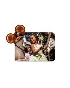 Disney Moana Mickey Ears Magnet