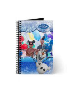 Disney Frozen Olaf Journal