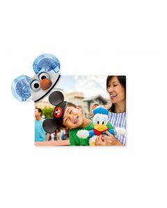 Disney Frozen Olaf Mickey Ears Magnet