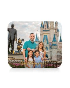 Walt Disney World Park Logo Mouse Pad