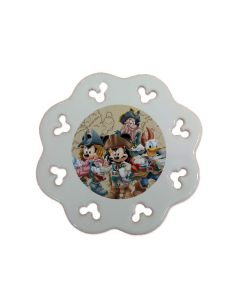Disney Fab 5 Pirates Ornament