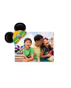 Pluto Mickey Ears Magnet