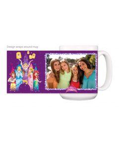 Purple Princesses Mug