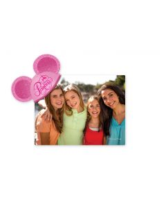 Disney Princess Mickey Ears Magnet